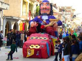 The opening of Patras Carnival was impressive once again