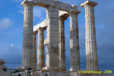 Sounio - Poseidon Temple