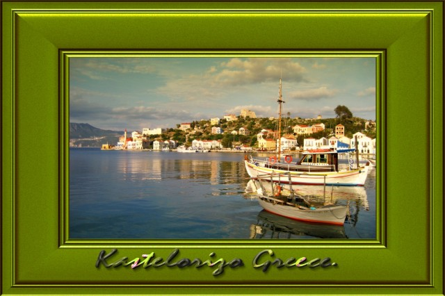 KASTELORIZO PHOTO