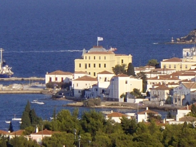 SPETSES PHOTO