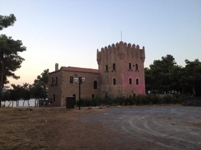 the Castle of Tzannetakis