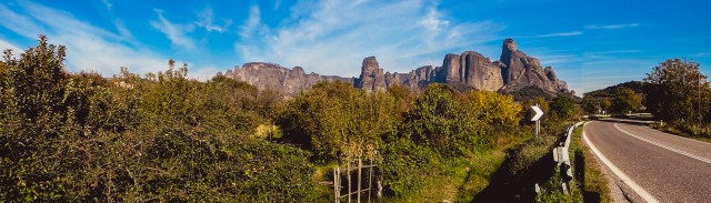 Beautiful Meteora