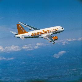 easyJet passenger numbers rise to 50m each year